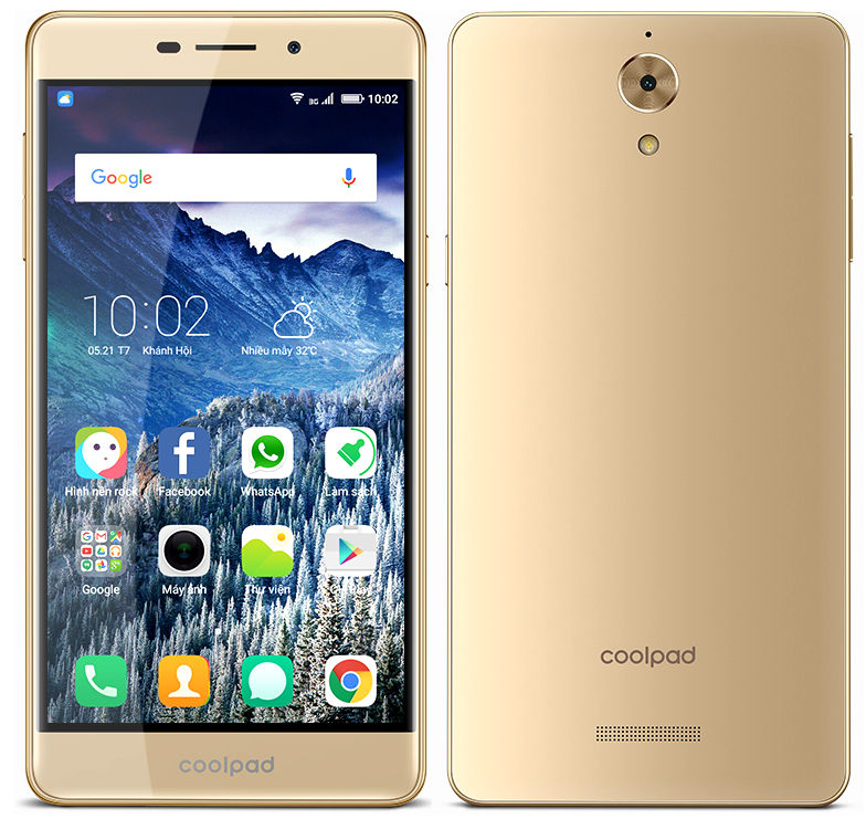 Coolpad Mega 2.5D MT6735P Android 6.0 Firmware Flash File
